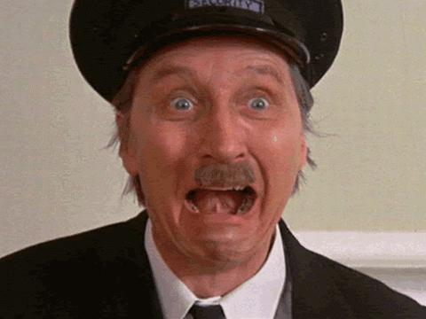 It is Blakey from on the Buses